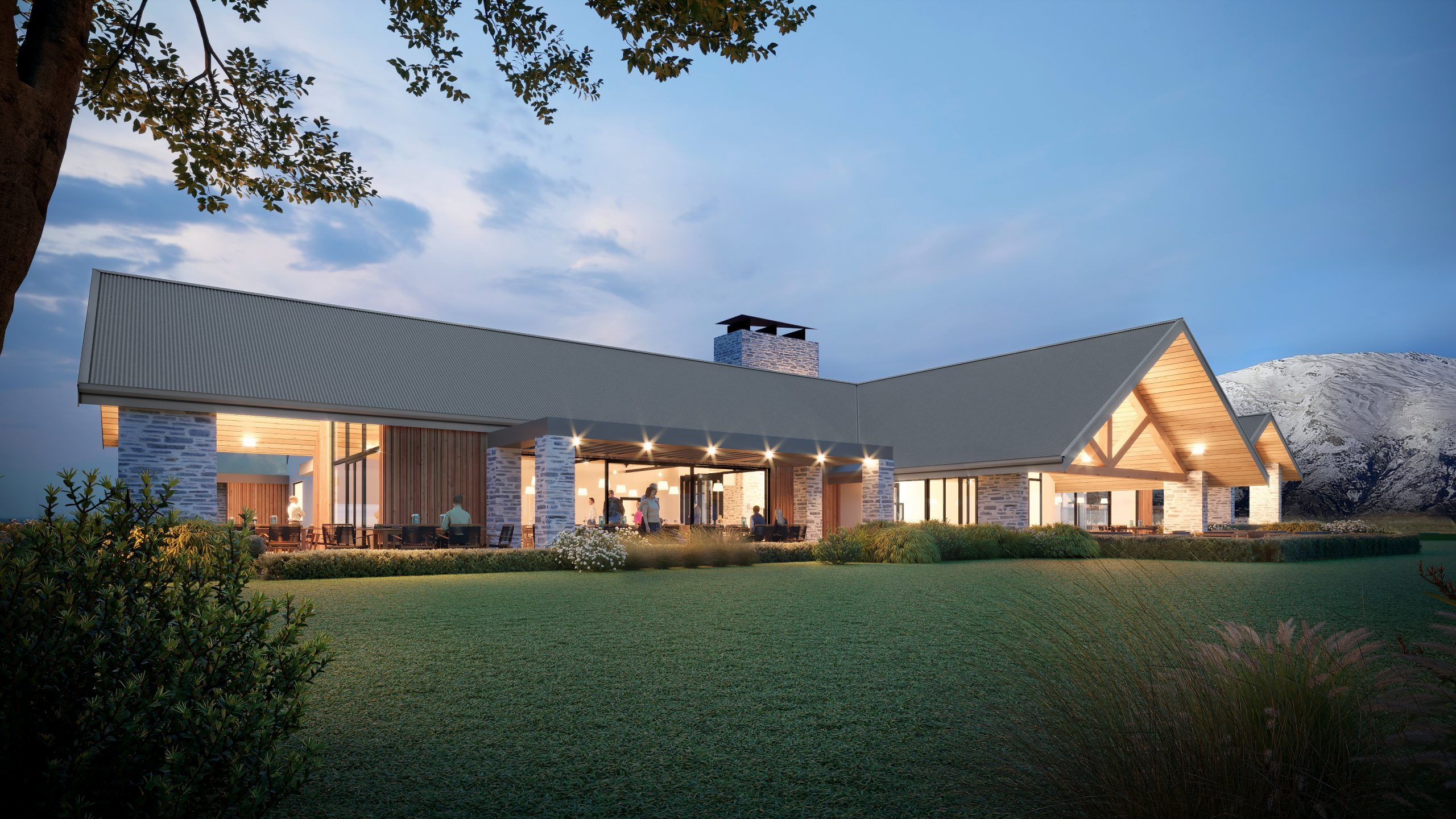 Photo of Lodge Exterior