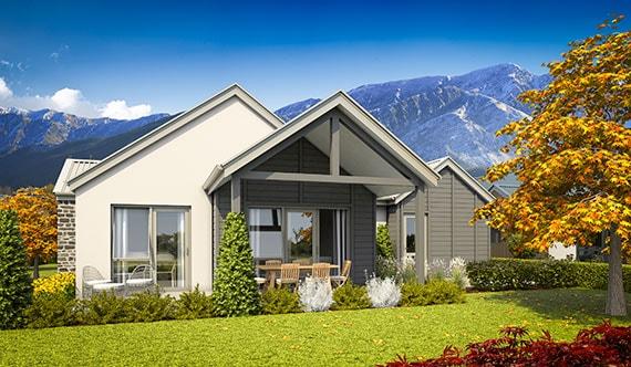 Kawarau villa just 699 000 4 homeward bound drive for Retirement village house plans