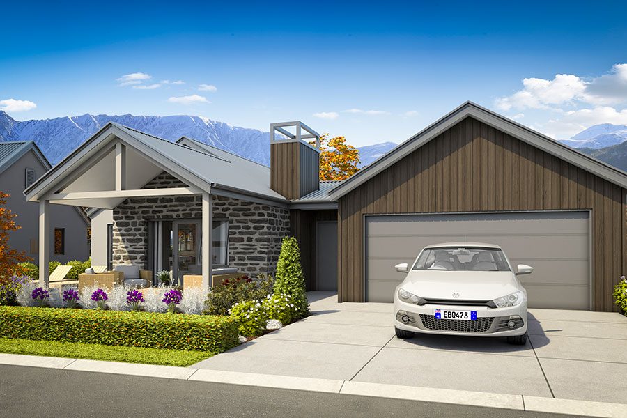 Gallery of arrowtown retirement village near queenstown for Lifestyle home builders